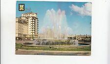 BF29736 cadiz avenida del puerto fuente  spain front/back image
