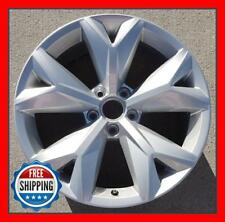 "VOLKSWAGEN VW 2018 2019 ATLAS Factory OEM Wheel PRISMA 18"" Rim 70028 Silver  #A"