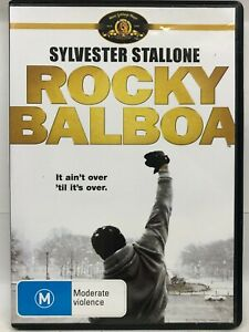 Rocky Balboa - DVD - AusPost with Tracking