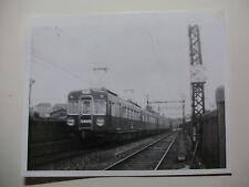 JAP592 - 1965 HANKYU RAILWAY Co ~ TRAIN No2805 PHOTO Nishioji-Shijo Kyoto Japan