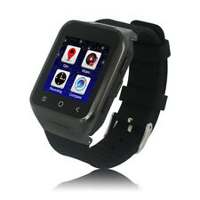 S8 Android Watch Phone 2.0M Camera Bluetooth 3G WiFi Smart Watch Google Play