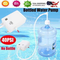 120V AC Bottled 40PSI Electric Water Dispensing Pump System Dispenser Replace US