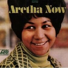 ARETHA FRANKLIN - ARETHA NOW CD POP/ SOUL 10 TRACKS NEU