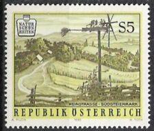 Österreich Nr.1985 ** Naturschönheiten 1990, postfrisch