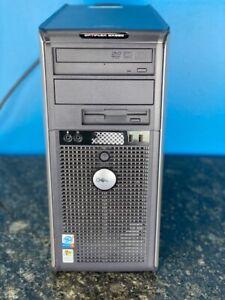 DELL OPTIPLEX GX620 Pentilum HT NO HDD 2.80 GHz 800 MHz Windows xp pro