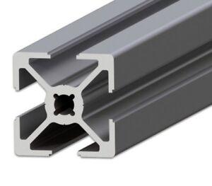 Aluminum profile 2020 25x25 for 3D printer, CNC, camera slides