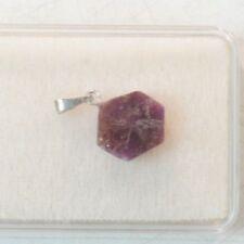 Heilstein Rubin Madagascar Schmuckanhänger Mineral Z-165