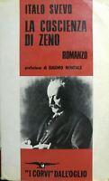 LA COSCIENZA DI ZENO I. SVEVO PREFAZIONE DI E. MONTALE AE61