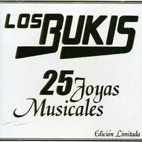 Los Bukis - 25 Joyas Musicales [New CD]