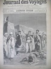170 ALGERIE OCCUPATION DE IN-SALAH JOURNAL DES VOYAGES 1900