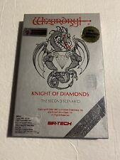 Wizardry Knight Of Diamonds Computer Role Playing Game***Tested & Works***