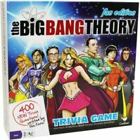 Cardinal Games The Big Bang Theory Trivia Game~Fan Edition~Factory Sealed, New!