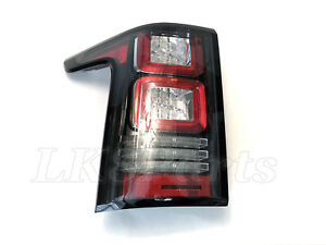 LAND ROVER RANGE 2013 REAR TAIL STOP FLASHER LIGHT LAMP LEFT LH LR061682 VALEO