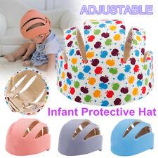 Toddler Baby Safety Adjustable Helmet Headguard Cap Harnesses Protective Hat