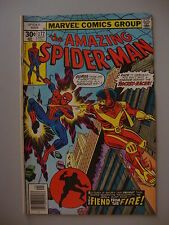 Amazing Spider-Man #172 VG Fiend From The Fire