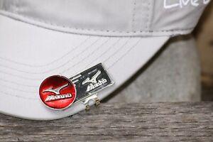 Mizuno Red Ball Marker & Hat Chip / Popular Item