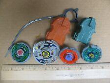 Hasbro Beyblade Driger Capricorn Lot Vintage Spinning Toys