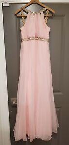 Mike Benet Vintage Pink Dress 8-10