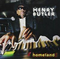 HOMELAND - BUTLER HENRY [CD]