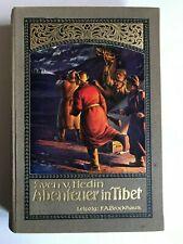 Sven Hedin Abenteuer in Tibet, Sven Hedin Brockhaus Verlag, Reise, Reiseberichte
