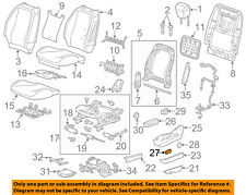 GM OEM Seat-Adjust Knob 15889524