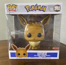 """Funko Pop Games: Pokemon - 10"""" Eevee (Target Exclusive) Vinyl Figure"""
