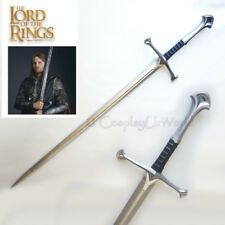 "41"" Lotr Lord of the Rings Aragorn Anduril Foam Blade Sword Of King Elessar New"