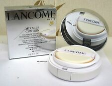 Lancome Miracle Cushion Compact - 14g - Pure Porcelaine 01 - Boxed