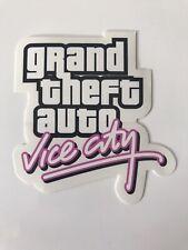 🎮 Grand Theft Auto Vice City Pegatina 🎮 Rockstar Games 🎮