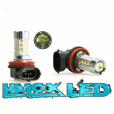 2x H8 Cree LED Nebelscheinwerfer Birnen 650 Lumen Skoda Octavia 2 II 1Z3 1Z5