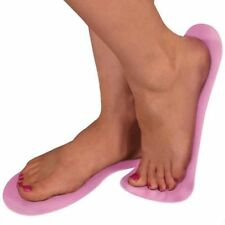 Sticky Feet Peel off 25 Pairs Pink