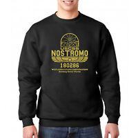 USCSS Nostromo Jumper,180286 Alien USCSS Weyland-Yutani Ripley Sci Fi Gift Top
