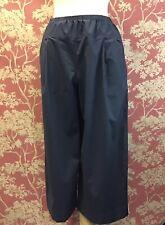 COS Clothing Dark Blue Trousers EUR 34 Cotton Blend U.K. 8