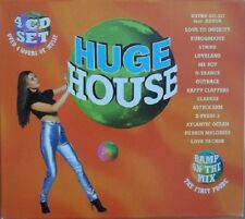 Various - Huge House Collection (4CDs) (1996) - New Factory Sealed CD