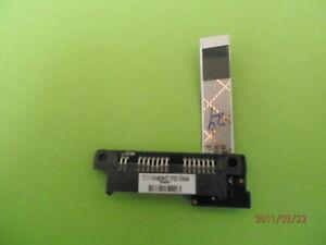 HP 2530p Business SATA Hard Drive Connector LS-4029P+cable jat00 NBX0000AY00