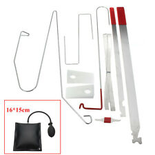 Universal Car Lock Out Emergency Tool Kit Unlock Door Open Tools Bump Key  Kit