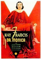 Dr. Monica - 1934 - Kay Francis Warren William Pre-Code Vintage Drama DVD