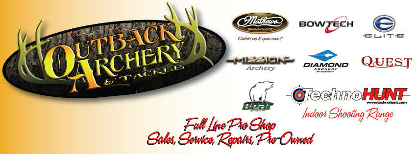 Outbacks Online Archery Headquarter