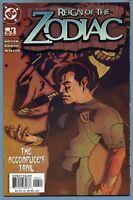 Reign of the Zodiac #4 2004 Keith Giffen Colleen Doran Tony Harris DC Comics