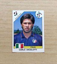 FIGURINE PANINI -  MONDIALI  ITALIA '90 - CARLO ANCELOTTI  N°49 - NEW STICKER