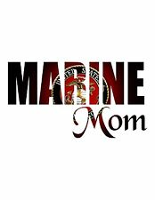 Marine Mom/ Can read Wife , Sister , Dad , Brother