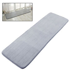 Hot Memory Foam Washable Mat Bedroom Floor Pad Non-slip Bath Rug Mat Door New.