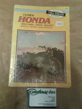 Clymer Manual M333 Para Honda 450 & 500 Twins 1965-1977