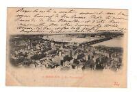 BORDEAUX - Vue panoramique  (A4563)