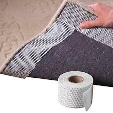 Rug Mat Grip Gripper Tape Roll Anti Slip Slide Sliding Non Slippage Holder Mesh