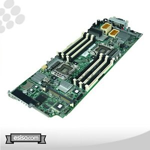 588743-001 605659-001 HP SYSTEM BOARD FOR HP ProLiant BL460c G7 Server