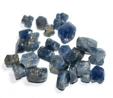 78.20 Ct Natural Ceylon Blue Sapphire Untreated Earth-Mined 23 PCs FACET Rough