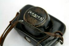 vintage KONICA camera case, unknown SLR model