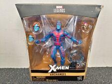 Hasbro Marvel Legends X-Men Archangel Deluxe With Apocalypse Claw Complete