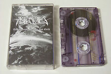 ASTROFAES - THE ATTRACTION: HEAVENS AND EARTH DEMO-TAPE 2003 (BLACK HEAVY METAL)